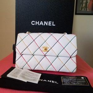 Women s Chanel Classic Medium Flap Bag on Poshmark a40e63ef14
